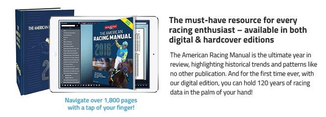American Racing Manual Daily Racing Form