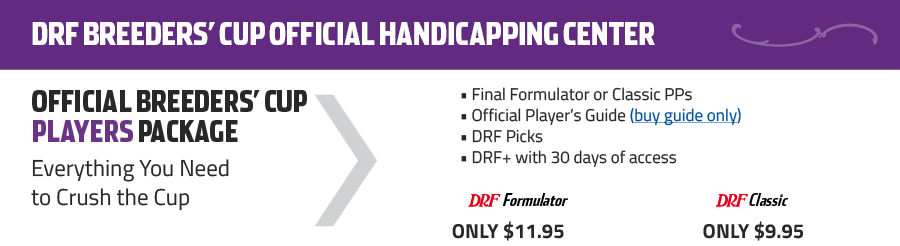 Drf 2016 Breeders Cup Handicapping Center Daily Racing Form