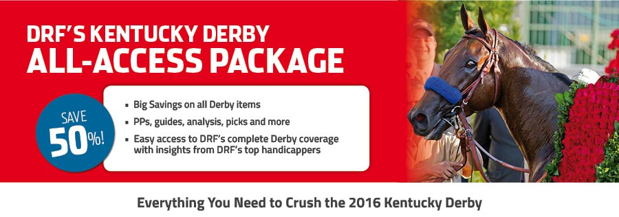 Kentucky Derby Players Package Daily Racing Form