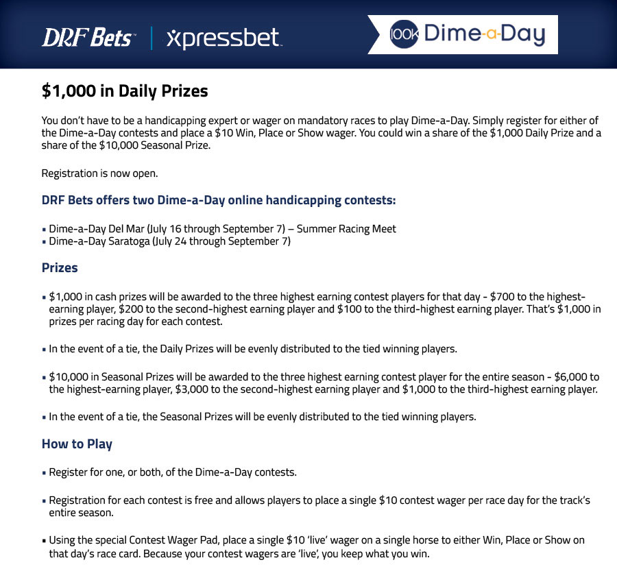 Saratoga Daily Racing Form Images Free Form Design Examples
