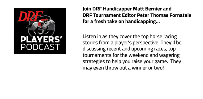 Drf Players Podcasts Daily Racing Form